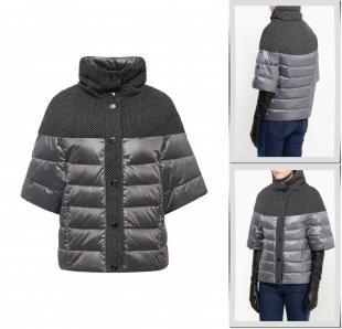 Серые куртки, куртка утепленная bosideng, осень-зима 2016/2017