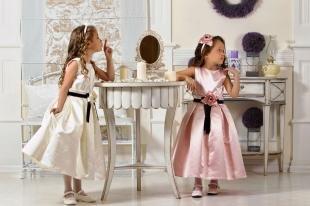 Платье на выпускной в детский сад: выбираем наряд для принцессы