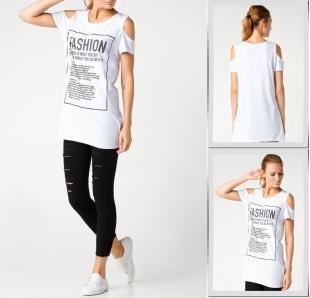 Белые футболки, футболка defacto,