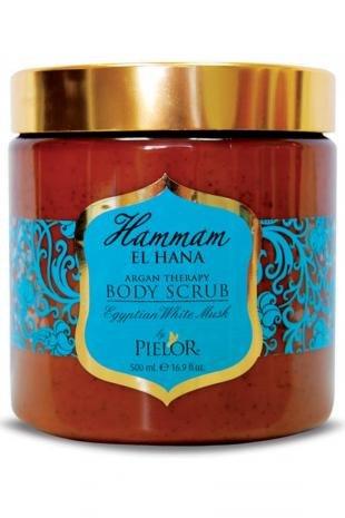 Пилинг-скраб для тела, hammam el hana скраб для тела мускус 500 мл