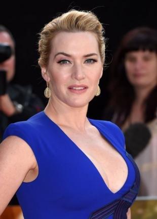 Вечерний макияж под синее платье, омолаживающий макияж
