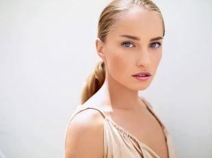 Макияж для голубых глаз, воздушный летний макияж