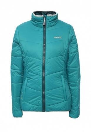 Зеленые куртки, куртка утепленная regatta, осень-зима 2016/2017