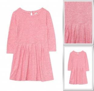 Розовые платья, платье gap, осень-зима 2016/2017