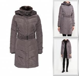 Серые куртки, куртка утепленная wallis, осень-зима 2016/2017