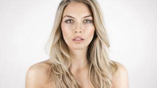 Макияж на выпускной для блондинок, естественный макияж для серых глаз