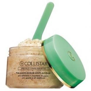 Скраб из морской соли, collistar