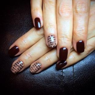Фото красивых ногтей с шеллаком