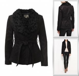 Черные куртки, куртка кожаная softy, осень-зима 2016/2017