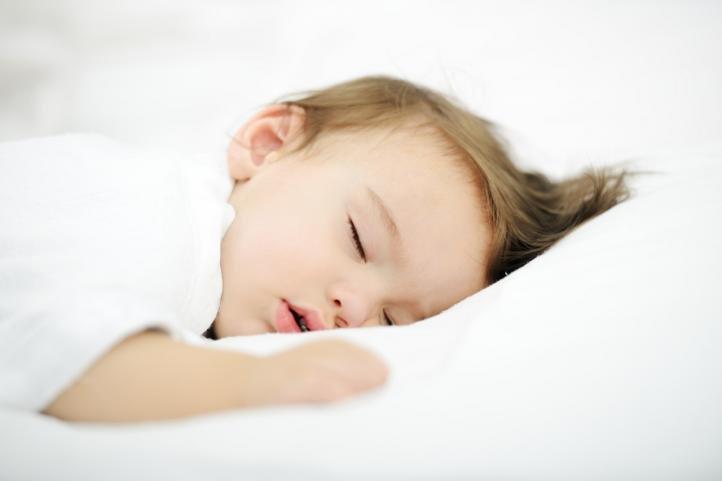 Почему ребенок спит плохо ночью