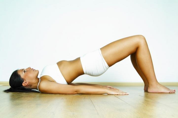 Упражнения для изящной спины