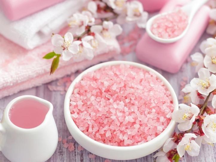 Соль - народные средства от выпадения волос